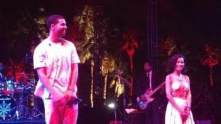 Jhené Aiko Brings Surprise Guest Drake to Coachella 2014