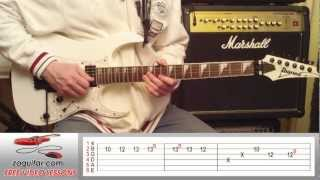 How To Play Still Got The Blues by Gary Moore on Guitar (intro solo + TAB)