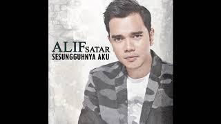 "Alif Satar - Sesungguhnya Aku [OST Drama ""Red Velvet""] (Audio)"
