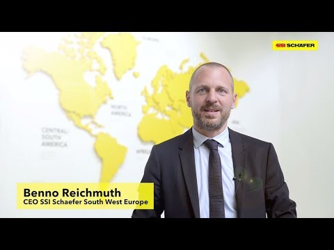 Interview with Benno Reichmuth, CEO South West Europe of SSI SCHAEFER