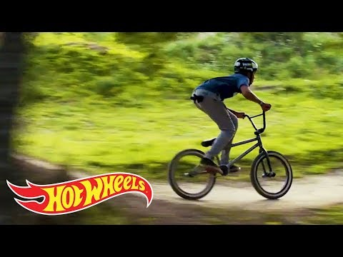 Ultimate BMX Challenge at Camp Woodward   Challengers   Hot Wheels