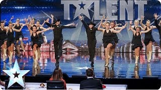Your Big Country & Western Hoedown - CountryVive | Britain's Got Talent 2014