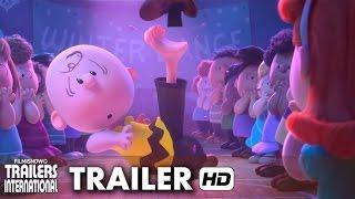 Snoopy & Charlie Brown - Peanuts, O Filme Trailer Oficial #2 Dublado (2016) HD