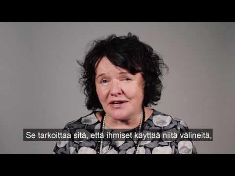 Jaana Utti: Osaaminen on tärkein resurssi