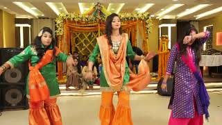 K3G - Bole Chudiyan Dance Video |Abir and Sharaban Holud Dance|