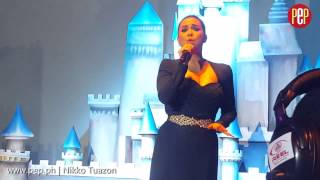 "Lea Salonga performing  ""Go The Distance"" from the 1997 animated movie ""Hercules"""