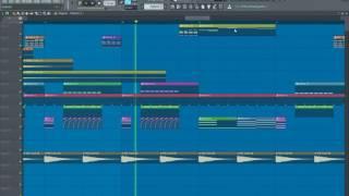 Panda Eyes & Teminite - Highscore Fl Studio Remake +FREE FLP
