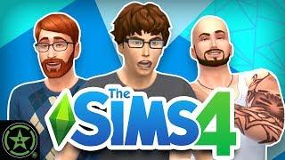 Achievement Hunter University - The Sims 4 | Let's Play
