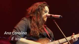 "Ana Carolina - ""É Isso Aí"" - Barra Music - R.J.- 12.11.2013 - HD"