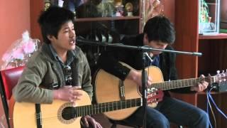El Joker y Jofra - Por ti (Cover) - Adopciones Huancayo, evento pro fondos (15.03.14)