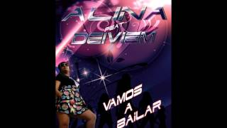 "Alina Feat Deiviem ""VAMOS A BAILAR """