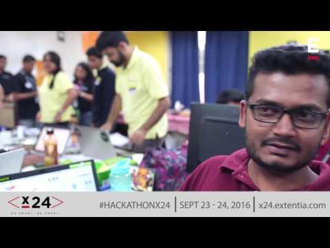 X24.2016 – Unicorns' Code Marathon