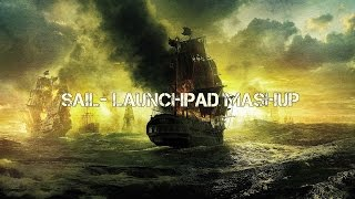 Sail-Launchpad Mashup