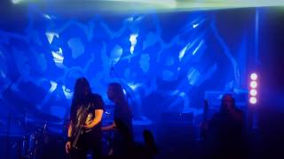 Entombed A.D. - I for an Eye live @ Moita Metal Fest 2016