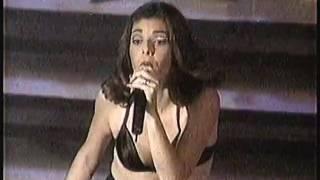 20 Fingers feat. Gillette - U came 2 fast Live @ La Tocada, Mexico 1996