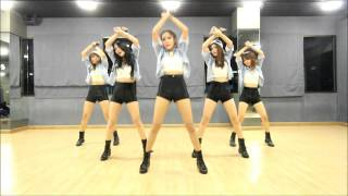 EXID(이엑스아이디) - Ah Yeah(아예) Cover by Deli Project from Thailand
