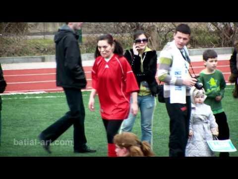 Кубок 8 Марта по футболу. Ялта. 06 марта 2011.