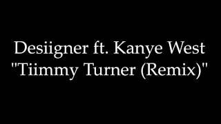 Desiigner ft. Kanye West- Timmy Turner