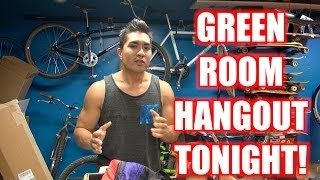 GREN ROOM HANGOUT TONIGHT!! THRIFT STORE STRATEGY