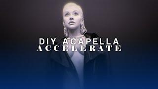 Christina Aguilera - Accelerate (Acapella)