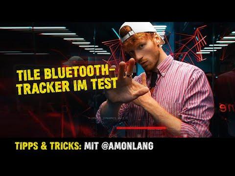 Die Bluetooth Tracker von Tile   Im Test mit Amon Lang