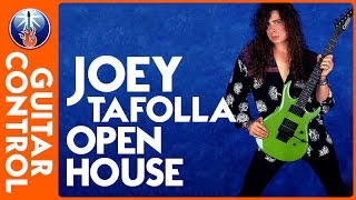 Joey Tafolla - Open House