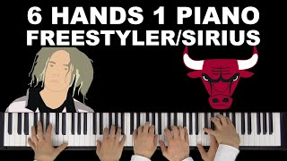 Bomfunk MC's/The Alan Parsons Project - Freestyler / Sirius (Chicago Bulls Theme)(Cover by MHPP)