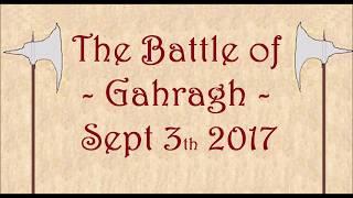 LOTR: the battle of Gahragh - Sept 3th 2017