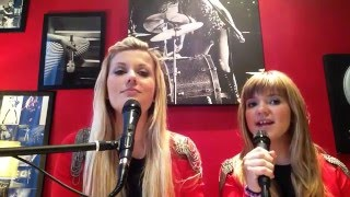 L.E.J - Macklemore & Ryan Lewis - Can't Hold us - Version Piano/voix - (K.J.SISTERS COVER)