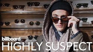 Highly Suspect's Hilarious John Varvatos GRAMMY Wardrobe Takeover