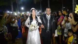 Casamento da cantora Sthefany