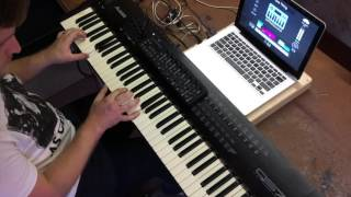One Thing- Hillsong Worship MainStage patch keyboard demo