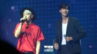 170702 박형식 HAPPY TOGETHER (Duet with 박효신)
