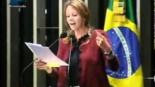 Senadora Vanessa defende nomeação dos Aprovados em Concursos Públicos.flv