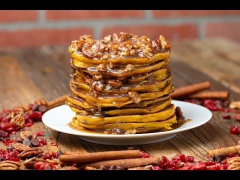 Butternut Squash Pancakes ?Tasty