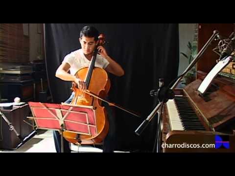 Pablo Vazo. Video audición. Pasaje Sergei Prokofiev.