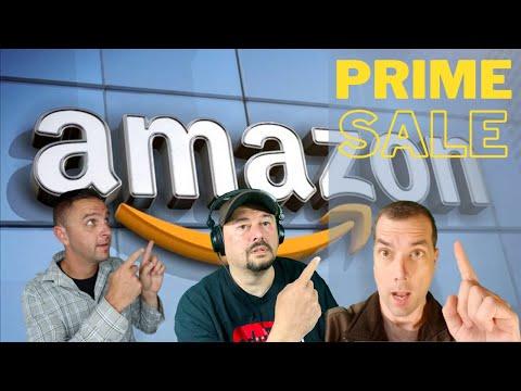 Amazon Prime Day Sale Post Kick Off Kick Off