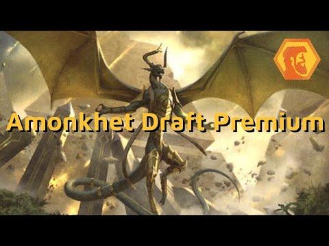MTGA Amonkhet Draft - Gruul Aggro