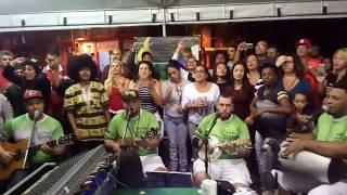 Samba da Praça Grajaú - Agora viu que me Perdeu e Chora - 27.05.17
