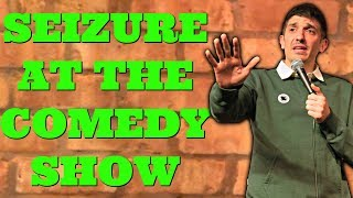 Woman Has A Seizure At My Show | Andrew Schulz | Stand Up Comedy
