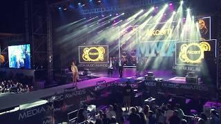 Akcent, Lidia Buble si DDY Nunes - Kamelia - LIVE @ Media Music Awards 2014
