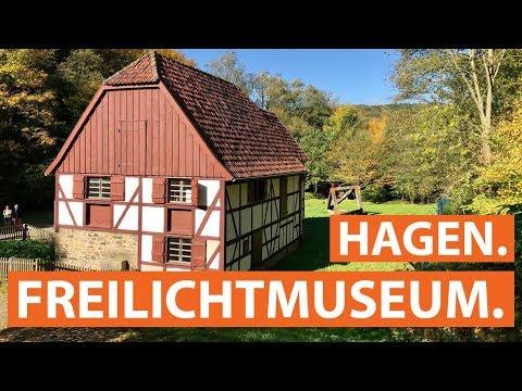 Das Freilichtmuseum in Hagen: Handwerk und Technik