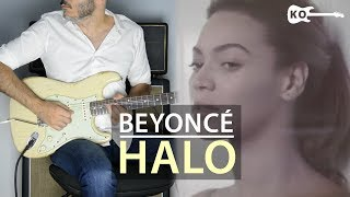 Beyoncé - Halo - Electric Guitar Cover by Kfir Ochaion