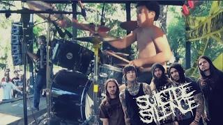 Niño Prodigio Argentino Hace Un Drum cover De Suicide Silence...