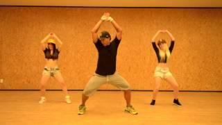 Mc Pocahontas - perdendo a linha (coreografia movimento vida)