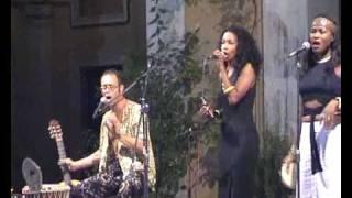 Sonia Campos & TAM TAM TIME / Iansã cadê Ogun