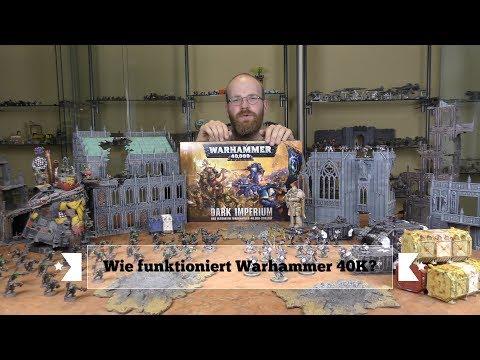 Warhammer 40k wie funktioniert das eigentlich?