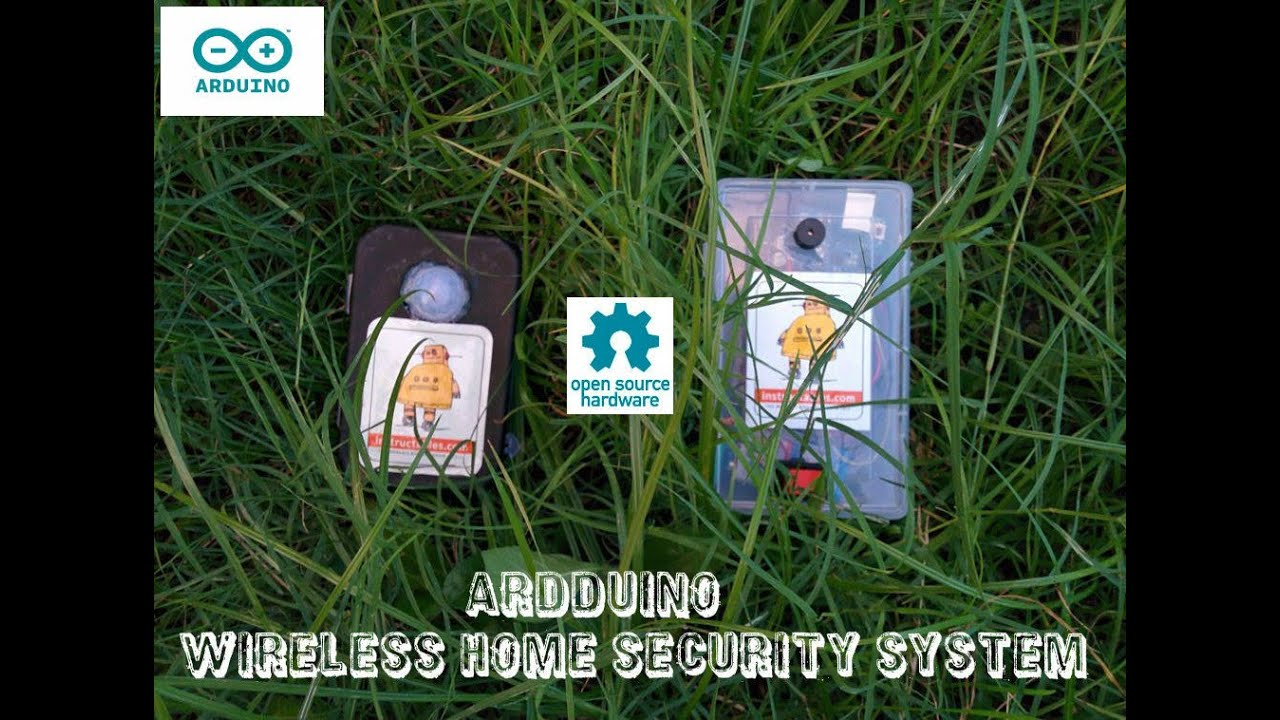 Home Security And Fire Alarm Systems Grandview TX