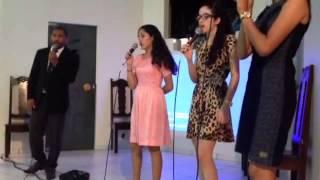 Sossegai - Art Canto Cover Art trio