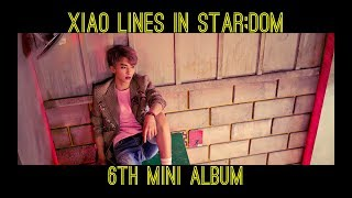 UP10TION Xiao's voice- STAR;DOM [6th mini album]